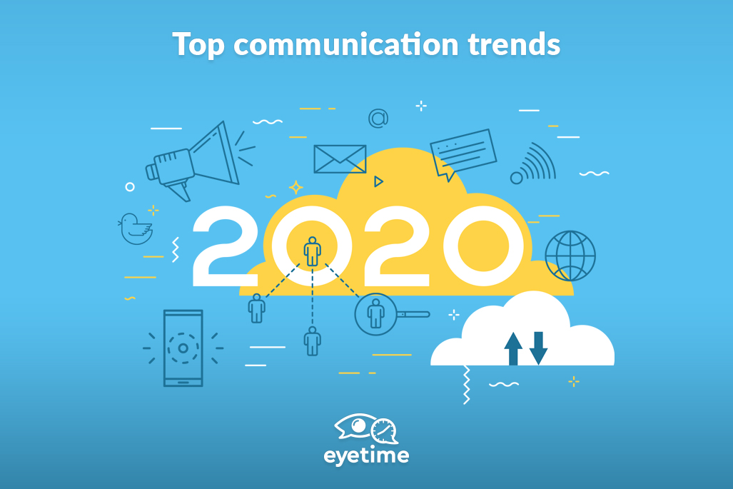 communication trends for 2020
